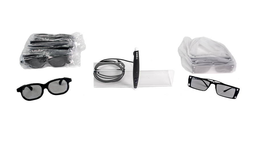 Supplemental Accessories Kit - zSpace 200