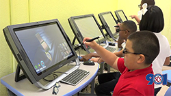 Inside the 21st Century Classroom - Shelby County Schools