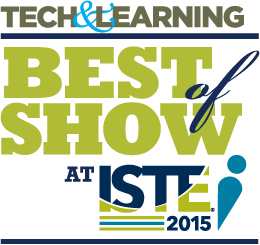 ISTE Best of Show 2015