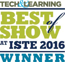 ISTE Best of Show 2016