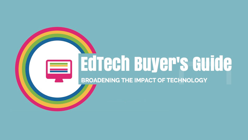 Infographic: EdTech Buyer's Guide
