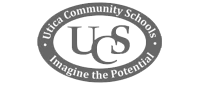 Utica Community Schools District logo