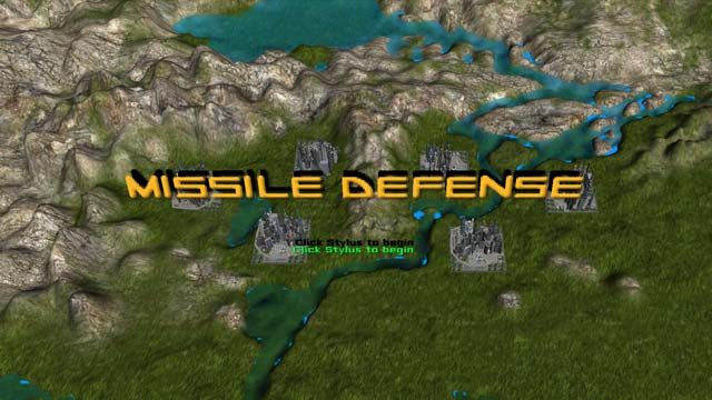 zSpace Missile Defense