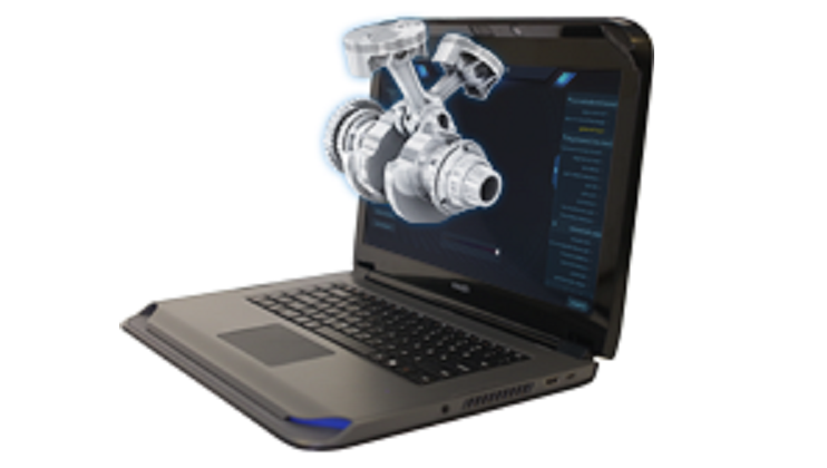 zSpace laptop