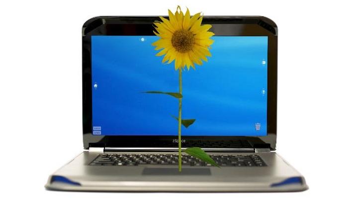 zSpace laptop