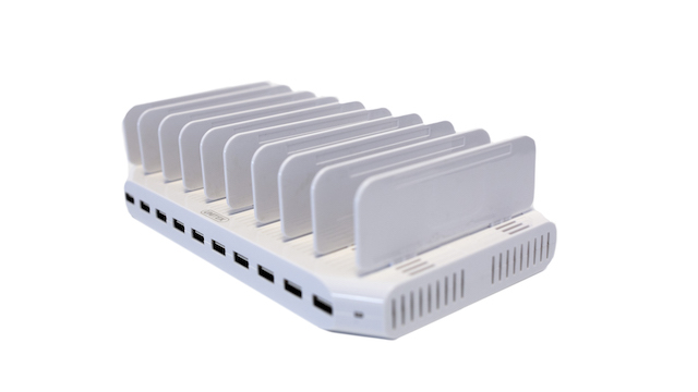 Laptop External Battery Charging Station