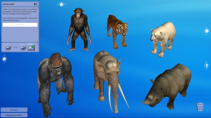 멸종 위기 혹은 멸종
