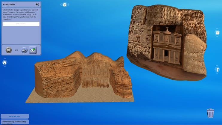 페트라 수도원