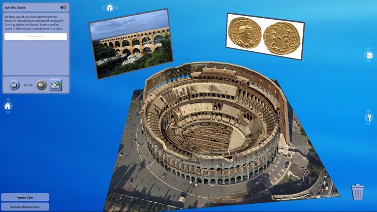 로마 인프라