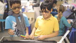 zSpace partners with the Los Altos School District