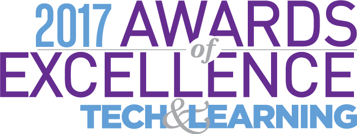 2017 Tech & Learning Awards of Excellence