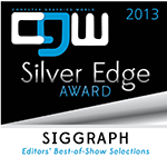 Computer Graphics Award, Best in Show - SIGGRAPH