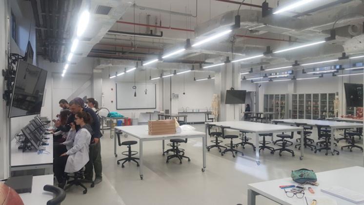 VR解剖学研究室がトルコで開設